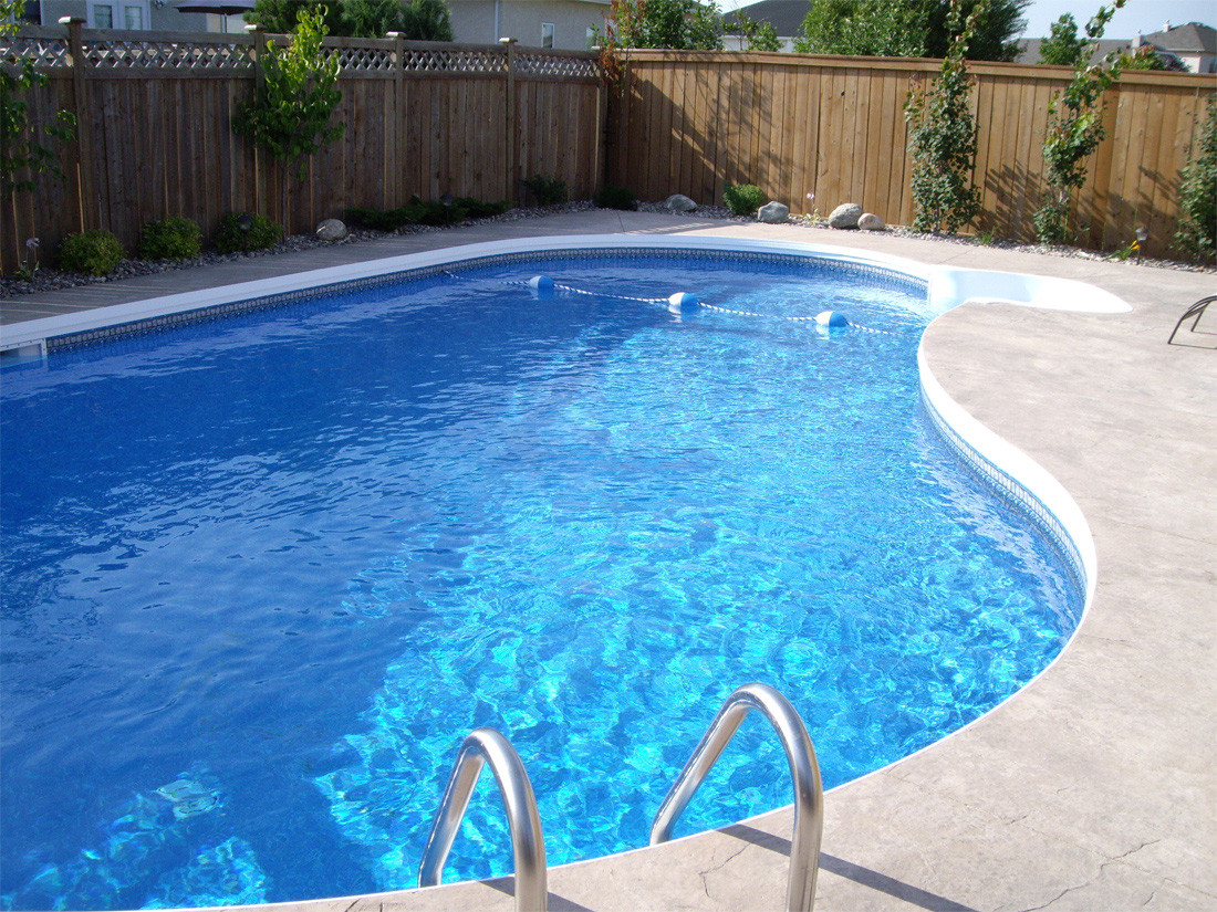 New pool build pool pros winnipeg manitoba canada for New swimming pool