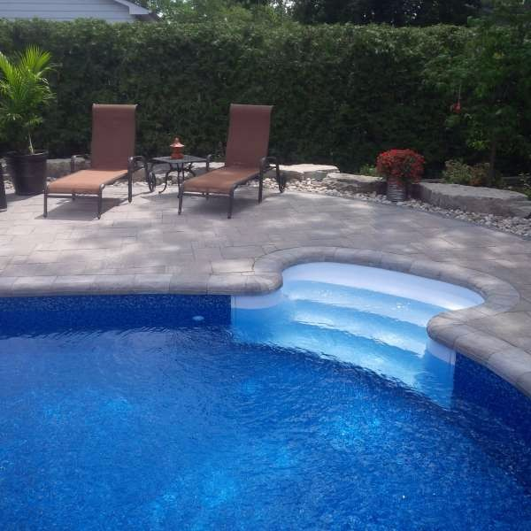 New Pool Build Pool Pros Winnipeg Manitoba Canada